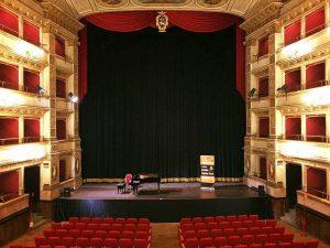 Viterbo - Premio Fausto Ricci al teatro dell'Unione