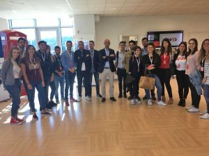 Orvieto - Vetrya - Semestre in azienda per gli studenti dell'Unitus