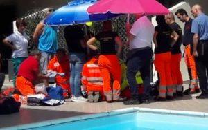 Nuoro - Bimbo annegato in piscina