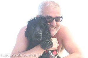 Animali - Giotto e il suo proprietario
