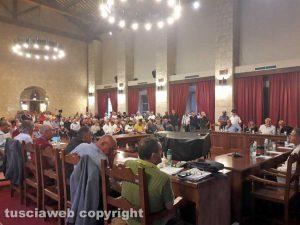 Tarquinia - Consiglio comunale straordinario