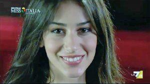 Chiara Bordi a Miss Italia 2018