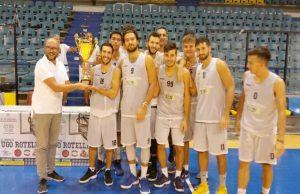 Sport - Pallacanestro - Stella azzurra - I biancostellati al memorial Rotelli