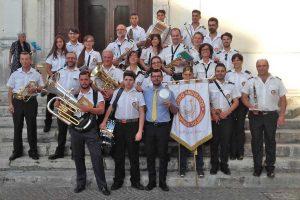 Cultura - La banda musicale di Fabrica di Roma