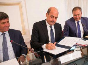 Regione Lazio e Unioncamere Lazio firmano