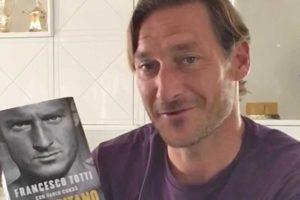 """Sport - Calcio - Francesco Totti presenta il libro """"Un capitano"""""""