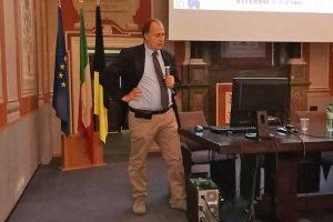 Viterbo - Raffaele Albanese all'Unitus