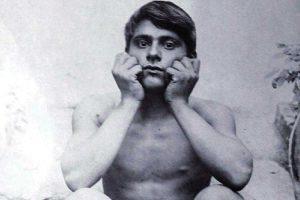 Il nudo di Von Gloeden censurato