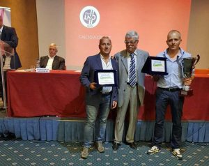 Lo Sporting Bagnoregio riceve il premio Disciplina