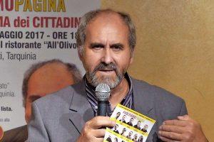 Tarquinia - Ernesto Cesarini del Movimento 5 stelle