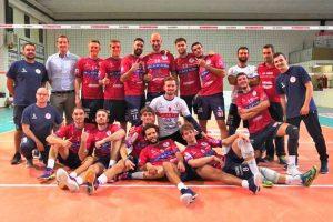 Sport - Pallavolo - L'amichevole tra Ceramica Scarabeo e Lazio