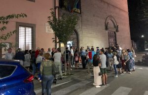 Viterbo - Museo civico - Apertura in notturna