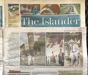 L'articolo sull'Islander