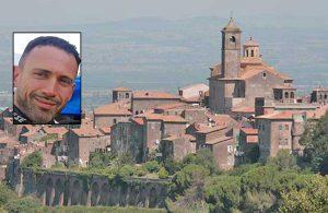 Vetralla - Nel riquadro Mauro De Angelis