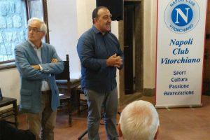 """Vitorchiano - La presentazione del libro """"Port'Alba o La magia dei libri"""""""