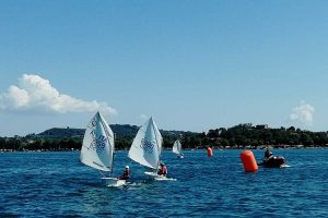 Sport - Vela - Il campionato Optimist