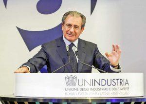 Roma - Assemblea Unindustria - Filippo Tortorello