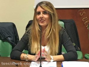 Viterbo - Politiche sociali - L'incontro in Provincia con Alessandra Troncarelli
