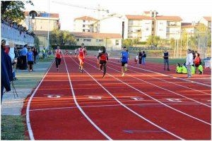 A Viterbo i campionati provinciali individuali di Atletica leggera