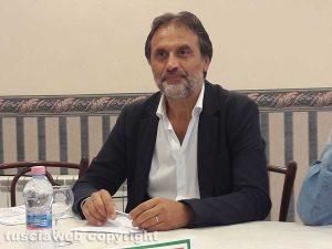 Montefiascone - L'assemblea del Pd - Luciano Cimarello