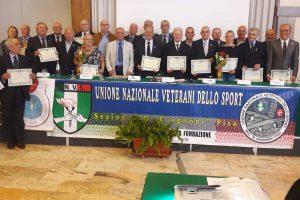 Sport - A Domenico Palazzetti la benemerenza Unvs