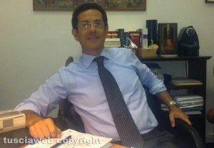Il difensore Vincenzo Comi