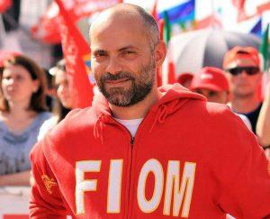 Giuseppe Casafina - Segretario Generale Fiom-Cgil Civitavecchia Roma nord Viterbo