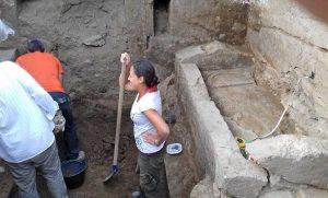Cerveteri - Unitus - Campagna di scavo a Monte Abatone