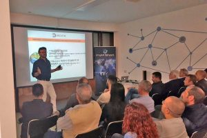 "Un meeting alla ""Innovative business area"""