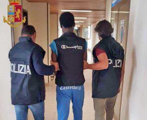 Viterbo - Roma - Polizia - Desirée, il quarto arrestato
