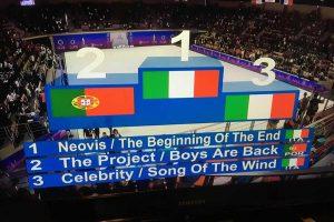 Sport - Pattinaggio artistico - Il quartetto Neovis di Ludovica Delfino è campione del mondo