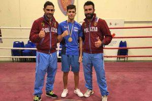 Sport - Boxe - Mariano Buzzi