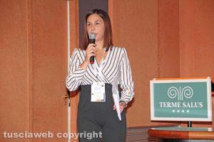 Viterbo - Il meeting dei consulenti del lavoro - Anna Calabrò