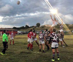 Sport - Rugby - Crc contro Roma legio XV