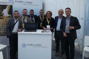 Roma - CreditAgri al Villaggio Coldiretti