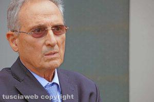 Viterbo - L'avvocato Enrico Mezzetti
