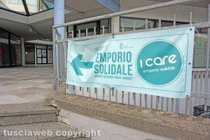 Viterbo - L'Emporio solidale di Santa Barbara
