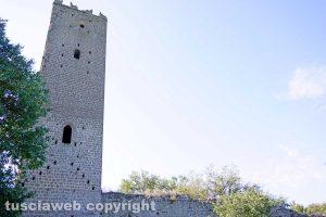 Soriano nel Cimino - La Torre di Pier Paolo Pasolini
