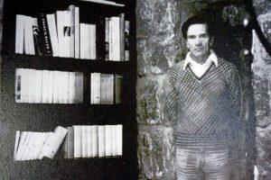 Soriano nel Cimino - Pier Paolo Pasolini nella casa studio di Chia