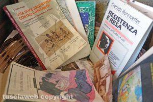 Valentano - Alcuni libri di don Franco Magalotti