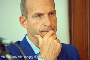 L'assessore regionale Claudio di Berardino