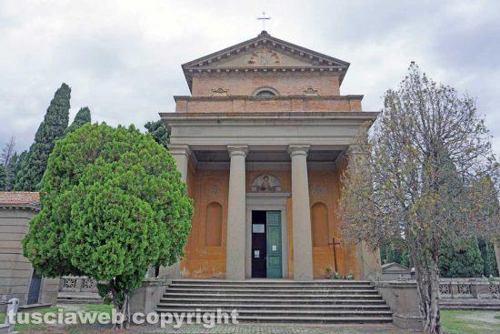 Viterbo - La chiesa di San Lazzaro