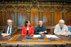 Viterbo - Presentazione del premio La léngua vitorbese