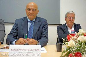 Caprarola - Il sindaco Eugenio Stelliferi