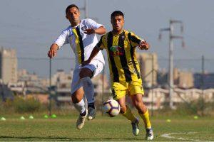 Sport - Calcio - Viterbese - Diego Cenciarelli durante il match col Frosinone