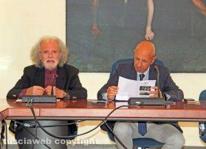Viterbo - Franco Carlo Ricci e Alessandro Ruggieri