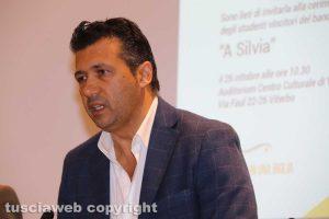 """Viterbo - Concorso """"A Silvia"""" - Maurizio Palozzi"""