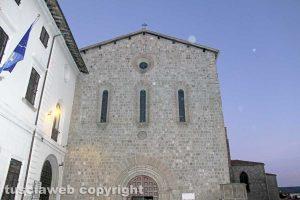 Viterbo - La chiesa di san Francesco
