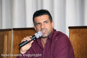 Vallerano - Il sindaco Adelio Gregori