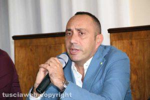 Canepina - Il sindaco Aldo Moneta